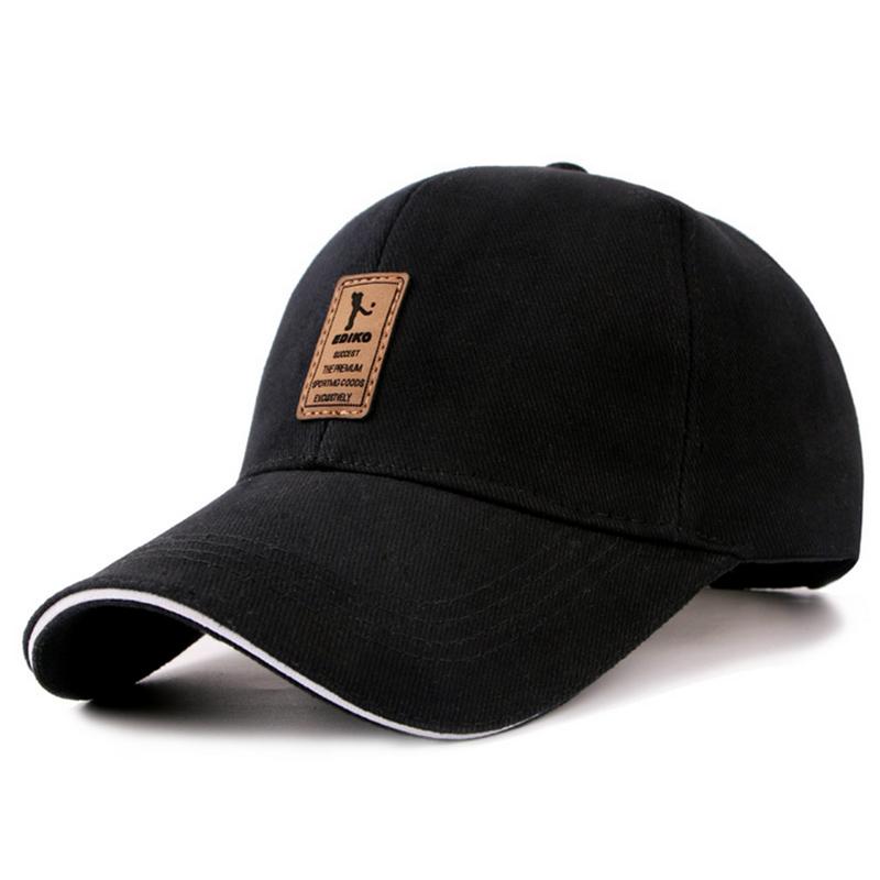 new Piece Baseball Cap Men Outdoor Sports Golf leisure hats men's accessories Outdoor shade for men XJ03(China (Mainland))
