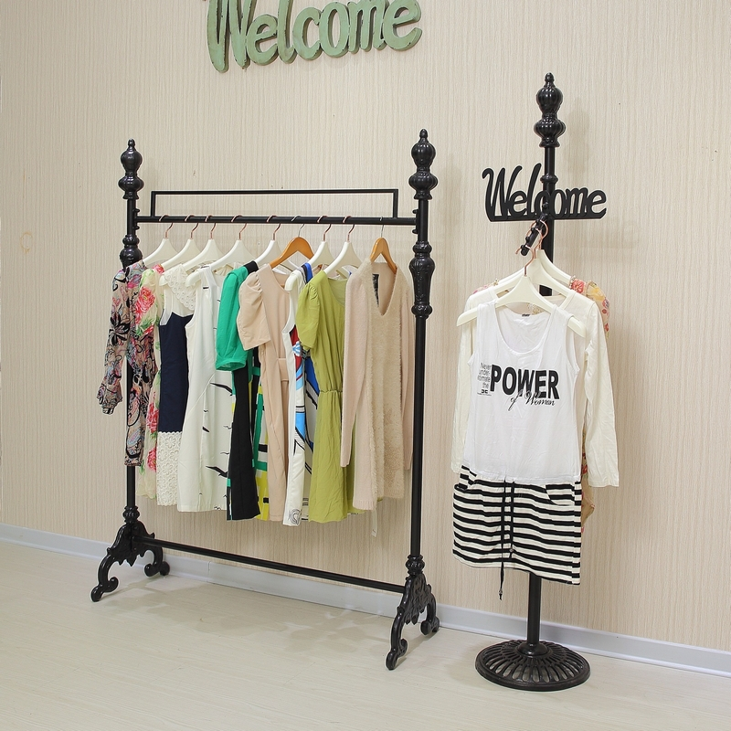 Clothing racks for stores