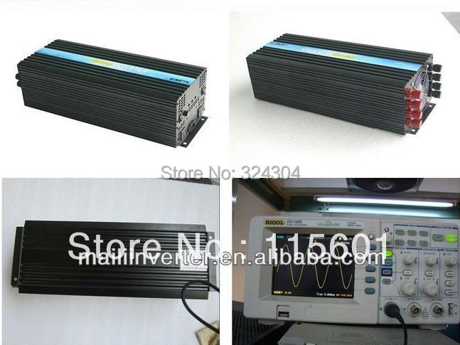 China Supplier Provide Off Grid Tie 5000w 48v to 230v Power Inverter, Inverter 50Hz/60Hz CE&ROHS&SGS(China (Mainland))