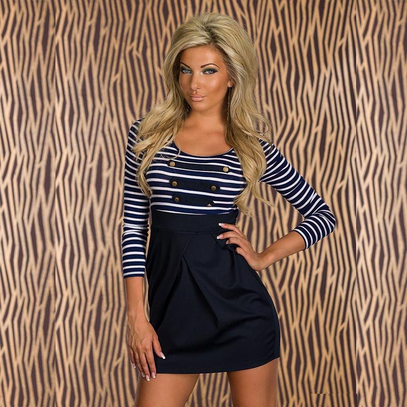 EBAY hot and new women's dress slim stripe mosaic bag hip 7752 pack nightclub(China (Mainland))