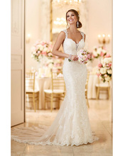 Buy Vestidos de Novia Ivory Sexy Open Back Lace Wedding Dresses 2017 Vintage Bridal Dresses Robe De Mariage Backless Wedding Gown for $162.40 in AliExpress store