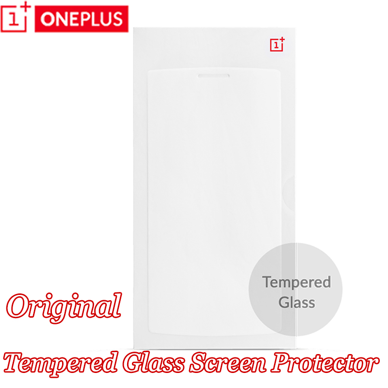 100% Original Oneplus one Screen Protector Oneplus one Tempered Glass for Oneplus One Plus one 1+1 OPO Phone