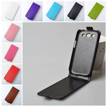 Марка флип PU кожаный чехол для Samsung Galaxy S3 S III i9300 GT-I9300 / S3 дуэта i9300i GT-I9301 / S3 нео i9301 крышка телефона мешок