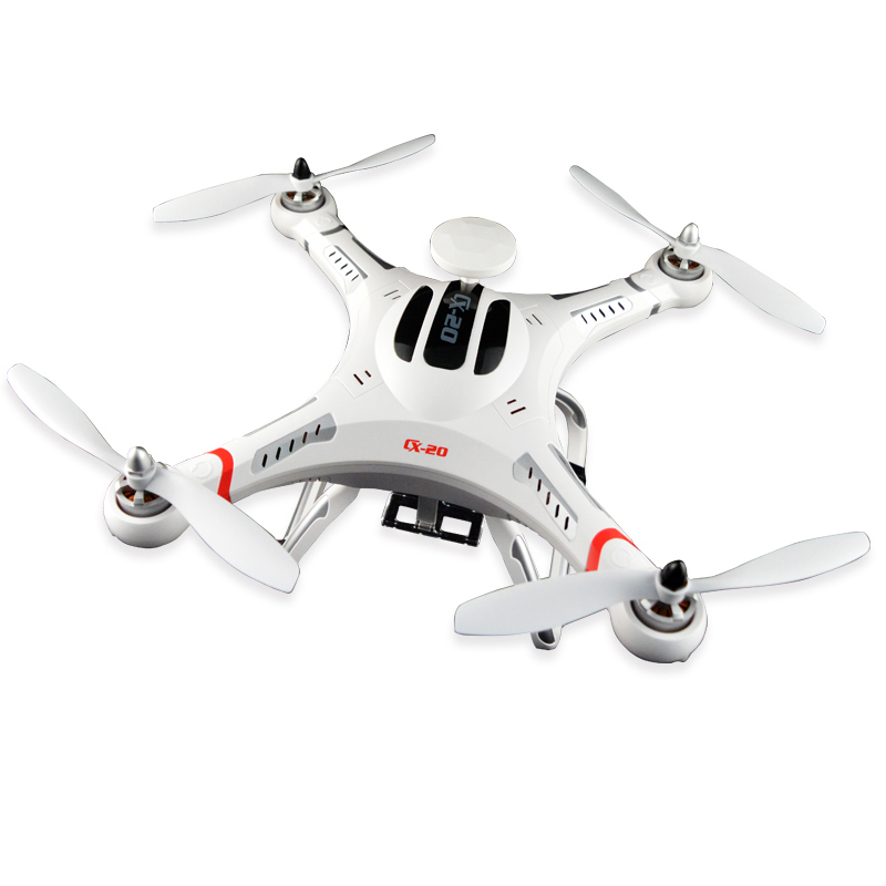 Cheerson CX 20 CX20 Auto Pathfinder RTF Rc Helicopter Quadcopter 4 CH 2 4G 4 axis