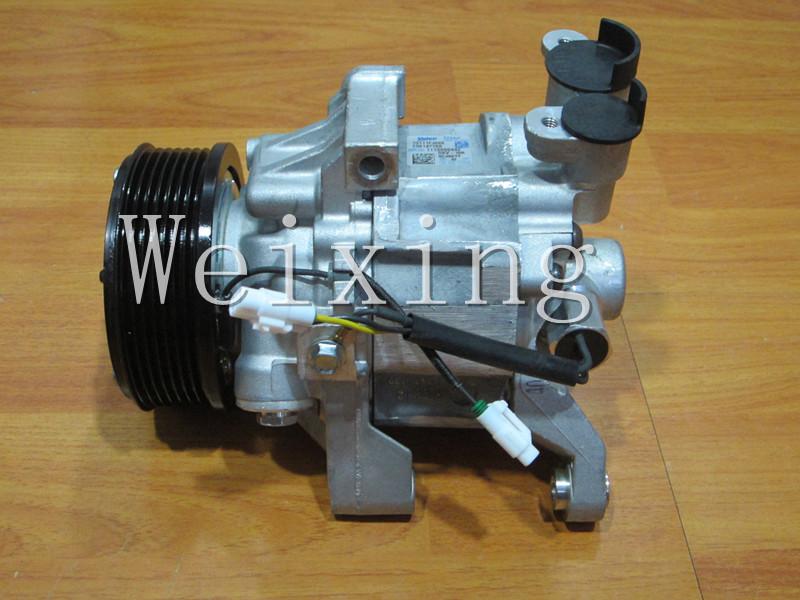 Auto air conditioner Compressor DKV10R for Subaru Impreza 2.5 2011-2013 73111SC020 Z0012269A(China (Mainland))