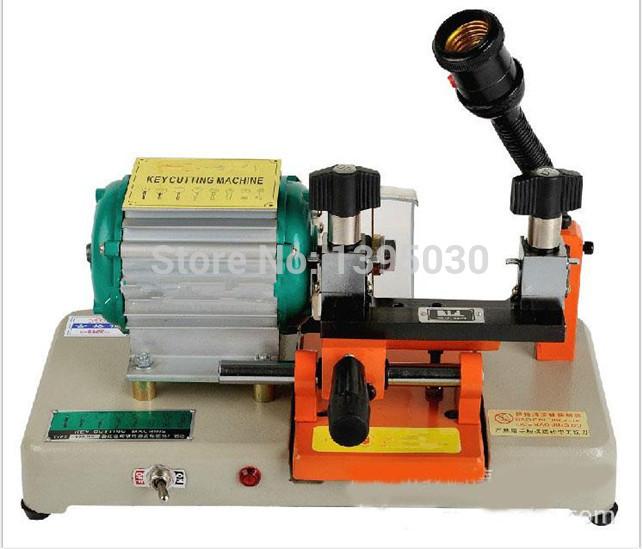 Free Shipping By DHL 1PC RH-238RS Leaf Lock Key Machine Key Duplicating Machine Key Cutting Cutter 220v/50HZ With English Manual(China (Mainland))