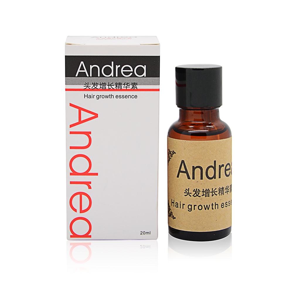 Andrea Hair Growth Essence Hair Loss Liquid 20ml Dense Hair Fast Sunburst Hair Growth Grow Restoration Pilatory(China (Mainland))