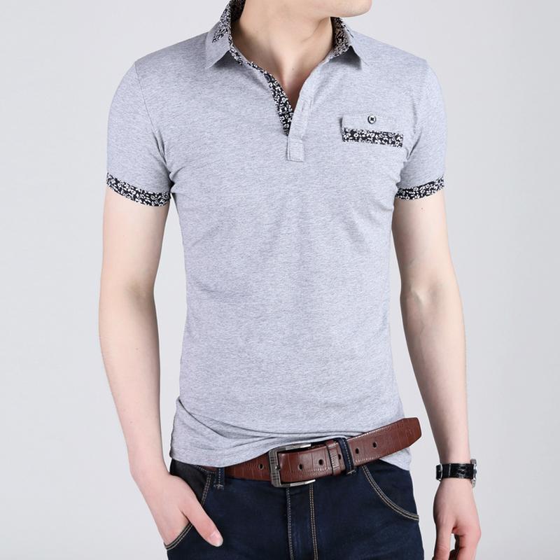 New 2016 Men's Brand Polo Shirt For Men Designer Polos Men Cotton Short Sleeve shirt sports jerseys golf tennis camisa polo(China (Mainland))