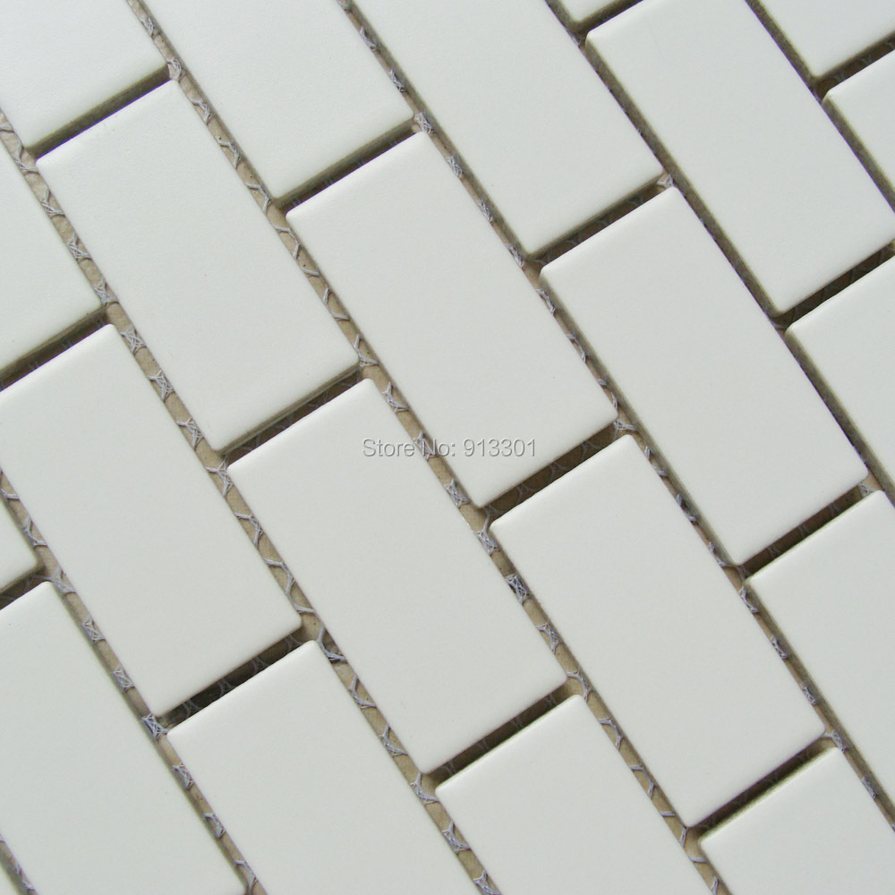 Ceramic Mosaic Tile Porcelain Subway Brick Kitchen Back Splash Czm213bt Discount Bathroom Wall