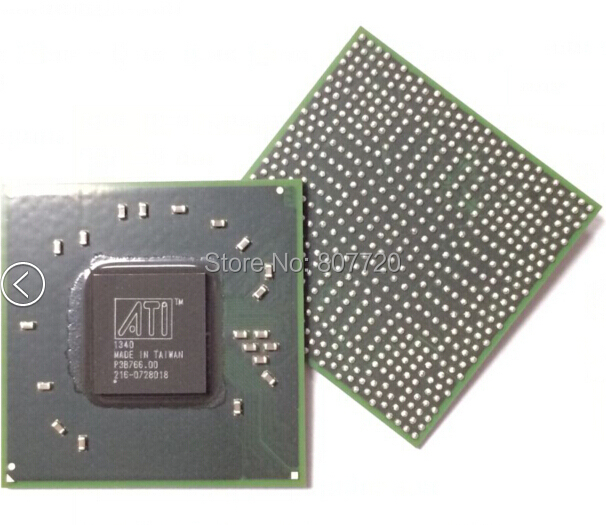 1 PCS  ATI 216-0728018   BGA chipset  with ball tested Good Quality