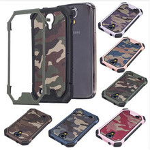 Buy 3 1 Army Camo Camouflage Pattern Back Cover Hard Plastic + Soft TPU Armor Protective Case Cases Samsung Galaxy S4 S5 S6 for $2.84 in AliExpress store