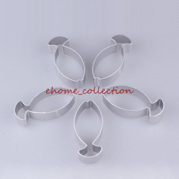 Popular fish cookie cutters buy cheap fish cookie cutters for Fish shaped cookie cutters