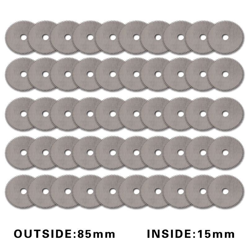50pcs/lot 80 teeth TCT blades for electric mini circular saw accessories for Multi Function electric mini saw inner dia 15mm<br><br>Aliexpress