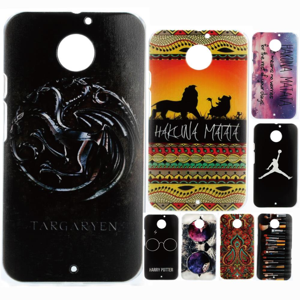 Cool Game Throne Pattern Style Plastic Durable Hard Protective Mobile Phone Case Cover For Motorola MOTO X+1 X2 2nd Gen 2014(China (Mainland))