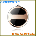 NEW Mini Smart GPS Tracker Locator for Kids Child Pet Cats Dog Car Vehicle Google Map