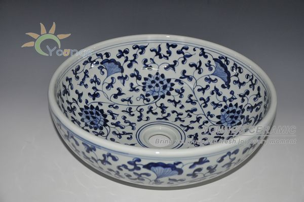 Compra lavabo de porcelana online al por mayor de china for Fregaderos de porcelana