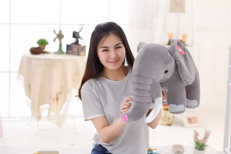 Online Get Cheap babies' Stuffed & Plush 30cm elephant toy for birthday Christmas gift stuffed soft toys elephant factory supply(China (Mainland))