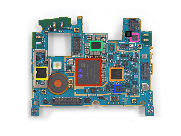 Original Unlocked Working For LG Google Nexus 5 D820 D821 32GB Motherboard Logic Board With Chips(China (Mainland))