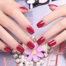 Fashion Removable Uv Phototherapy Long lasting Nail Art Gel Nail Polish 5ml Nail Accessories Drop Shipping