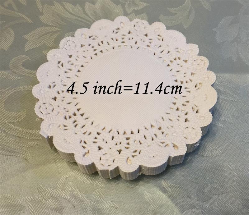 lace paper napkins