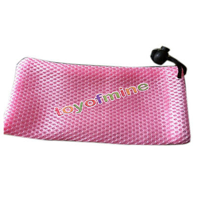 2 pcs high quality Sunglasses Bag Soft Waterproof Cloth Glasses Pouch(China (Mainland))