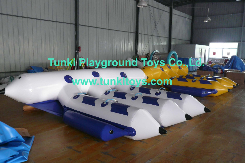 outdoor inflatable fly fish water boat(China (Mainland))