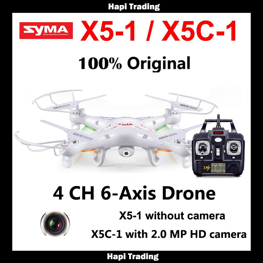 Syma X5C-1 (Upgrade version Syma x5c ) Quadcopter Drone With Camera or Syma X5-1 (Upgrade syma x5 ) rc helicopter dron no camera(China (Mainland))