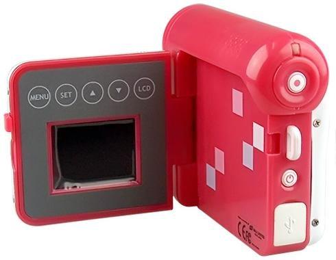 Free shipping 8pcs Kids digital camcorder&camera che-ez1 5.0 Mega Pixel Hello Kitty digital camcorder&camera(China (Mainland))