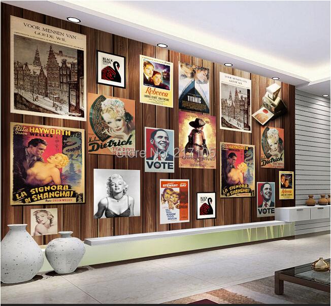 Buy modern fashion 3d wallpaper bedroom tv sofa background for Wallpaper home goods