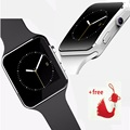 Bluetooth Smart Watch X6 Smartwatch Mens Women Camera Smart watch For Android Support SIM TF Phone