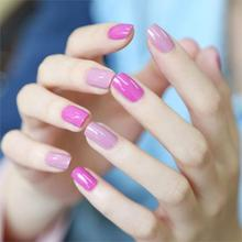 Hot Selling Popular Pure Colors Gel Nail Polish UV Nail Art DIY Decoration for Nail Manicure