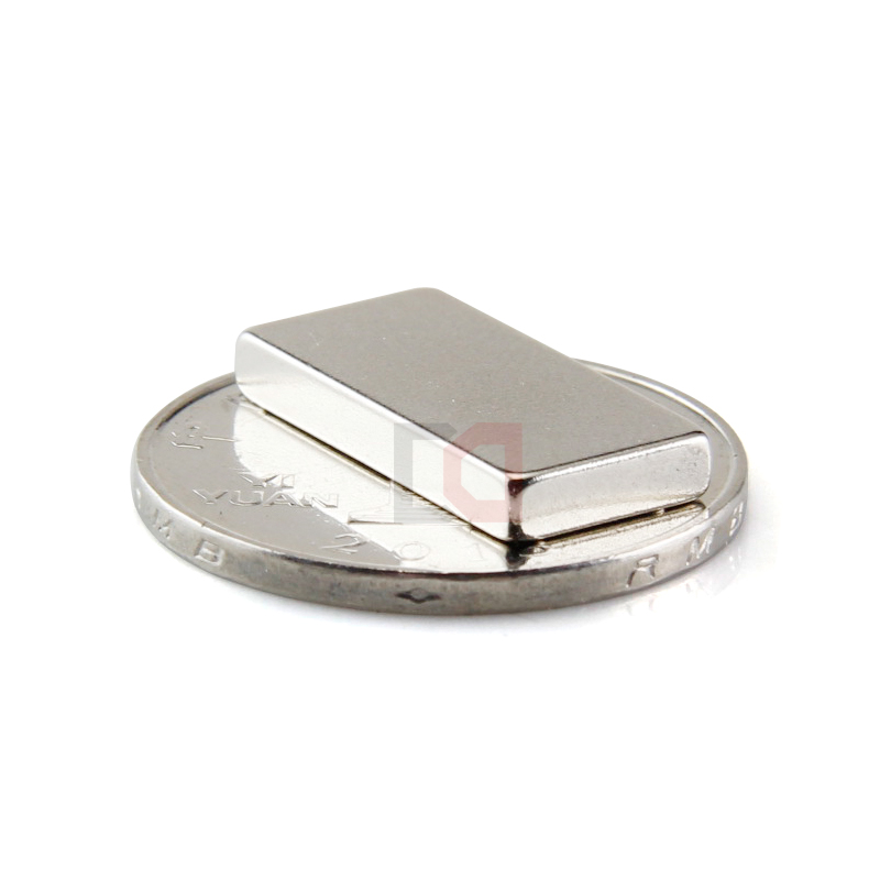 Free shipping neodymium magnet 10pcs block 20x10x3mm n50 rare earth strong magnets nickle<br><br>Aliexpress
