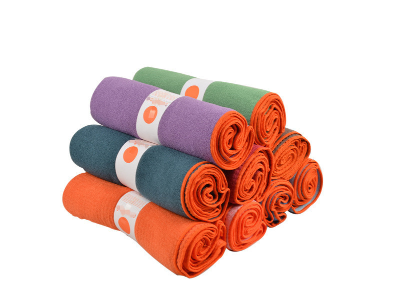 top quality slip-resistant yoga towel 100% silicone yoga blanket mat free shipping(China (Mainland))