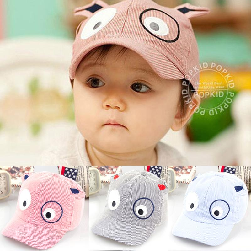 DreamShining Cartoon Dog Baby Hats Kids Boys Girls Cap Newborn Toddler Baseball Caps Summer Beret Sun Visor Hat Cap Accessories(China (Mainland))