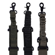 New hot selling 1 Tactical ACU --One Single 1 Point Bungee Airsoft Sling Adjustable free shipping(China (Mainland))