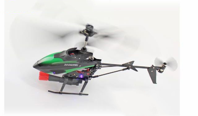 Cool Toy Helicopters : Newest wltoys v cool missile launching ch rc remote
