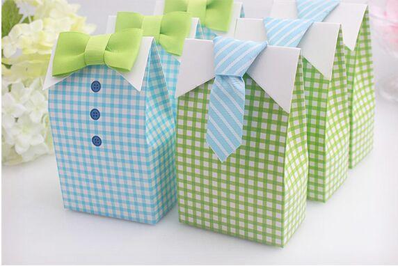 Как сделать коробку из бумаги для дня рождения