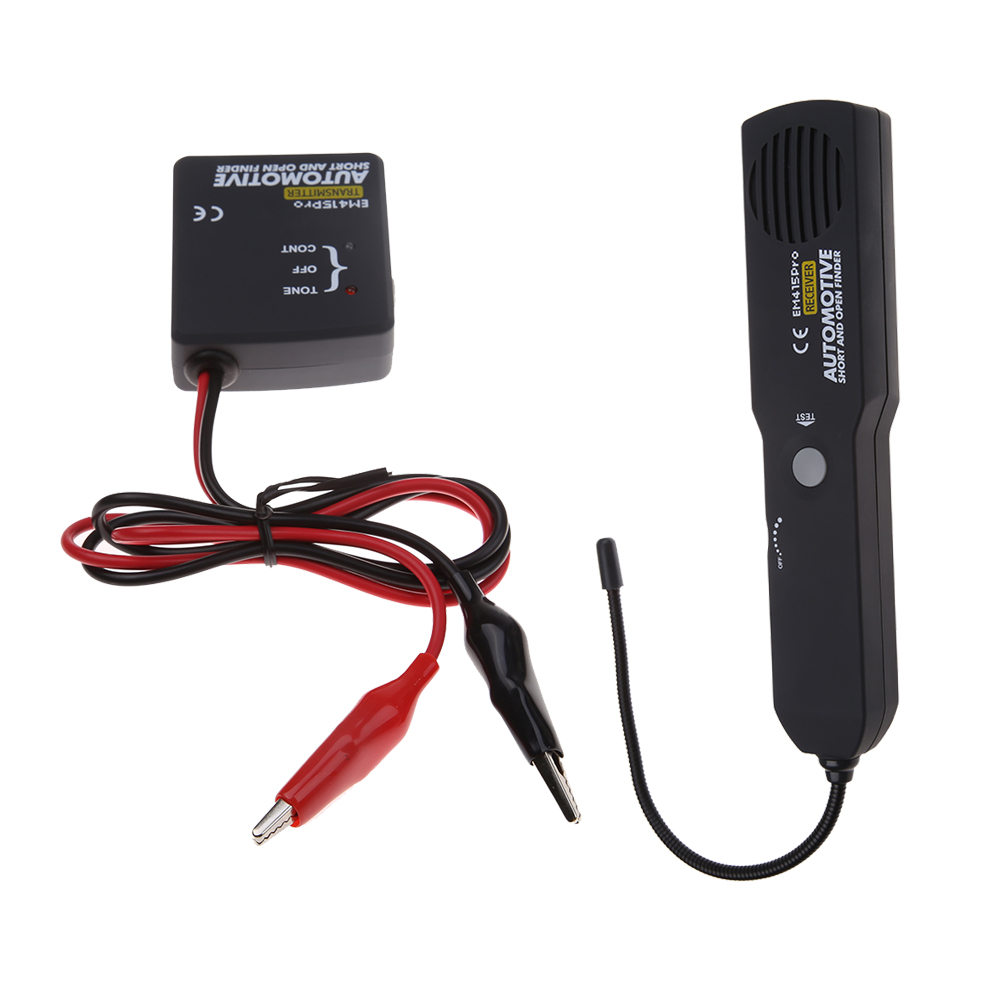 Short On Cable Tester : Online buy wholesale short circuit detector from china
