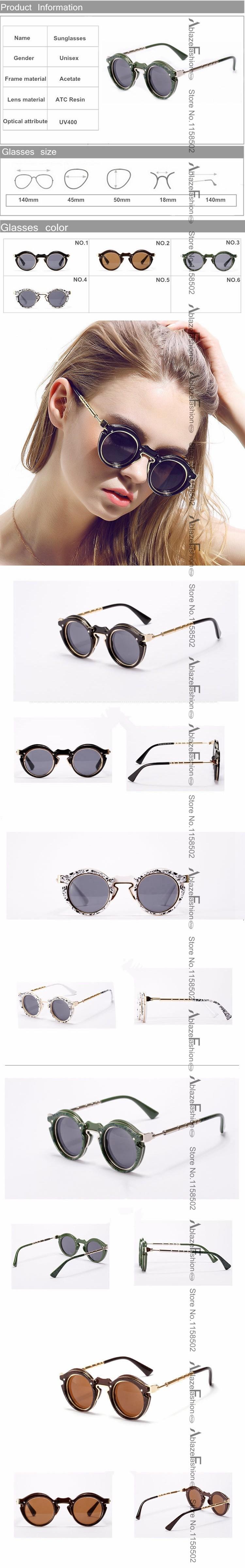 Ретро стимпанк дизайнер солнцезащитных очков мужчин новинка круглые солнцезащитные очки бренд женщины мужчины старинные солнечные очки óculos de sol 4 цветов