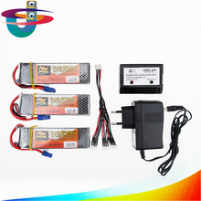Buy Lipo battery 3s 11.1V 3000mAh 35C RC LiPo batteria FPV helicopters Quadcopter rc car airplane for $31.90 in AliExpress store
