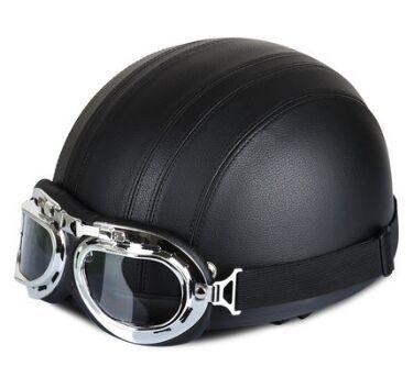 Мотоциклетный шлем скозырьком очки фото