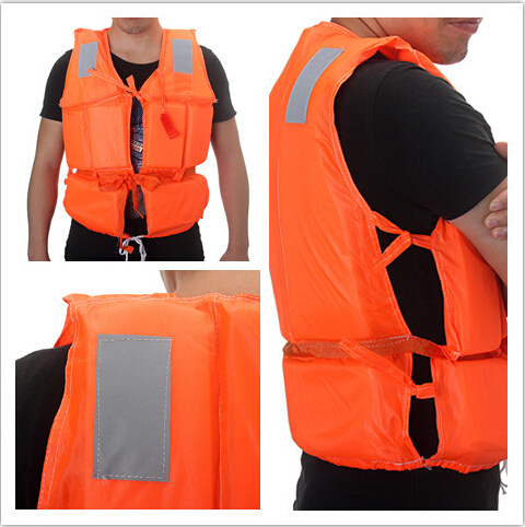 2pcs High Quality Life Vest Popular Prevention Flood Swimming Life Jacket Foam Buoyancy Vest Lifejacket for adult Free Shipping(China (Mainland))