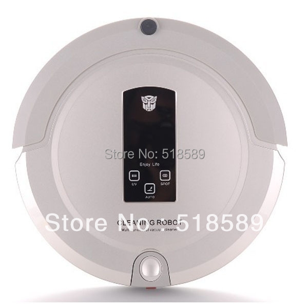 Free Shipping To All Countries Original Equipment Manufacture Robotic Vacuum Cleaner Vaccum Cleaner Robotic Gift For New Year(China (Mainland))
