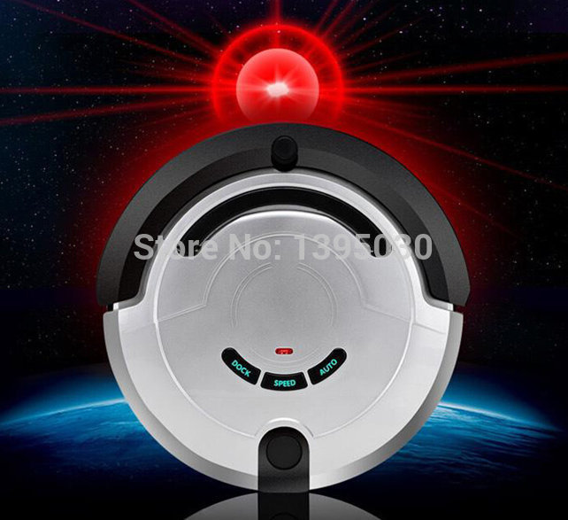 1PC KRV209 26W Intelligent Household Ultra-Thin Robot Smart Efficient Automatic Vacuum Cleaner(China (Mainland))