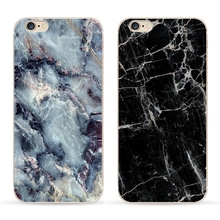 "5S Phone Cases For iPhone 5 Case soft Granite Marble Stone image Painted Back Cover For iphone5 5S SE 6 6S 4.7"" Plus 5.5"" Capa(China (Mainland))"