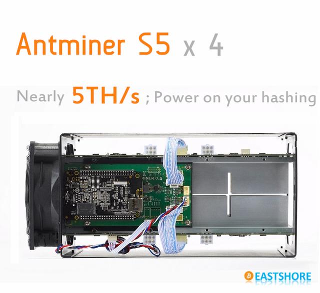 купить asic antminer s5