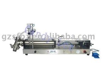 Pneumatic liquid filling machinery