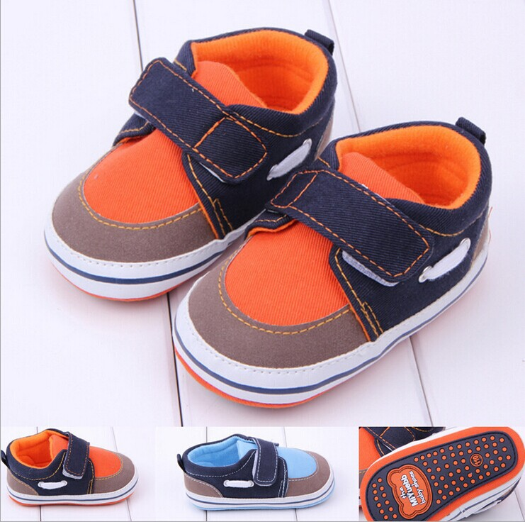 Free Shipping Brand New Baby Shoes Baby Sneakers Newborn boys Shoes Kids Shoes First Walkers Zapatos para bebe
