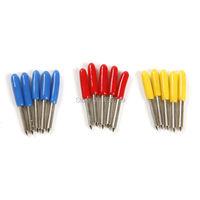 15 шт/много резки лезвия 30/45/60 высокой степени качества резец ножи для плоттеров для liyu gcc Роланд режущий плоттер Винил