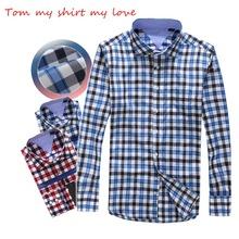 Бренд свободного покроя мужчины бесплатная доставка уменьшают подходящие 4xl с длинным рукавом Camisa masculinas британский стиль рубашка в полоску человек сорочка homme